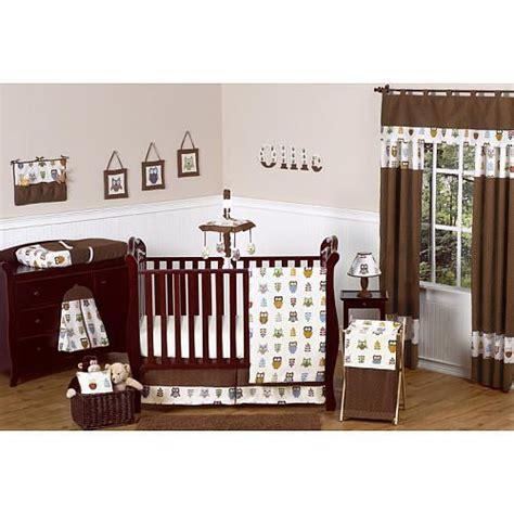 Babies R Us Owl Crib Bedding by Sweet Jojo Designs Owl Collection 11 Baby Crib