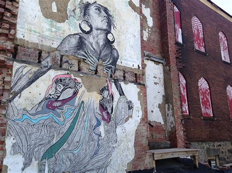 contemporary arts center  exhibit notable street artist