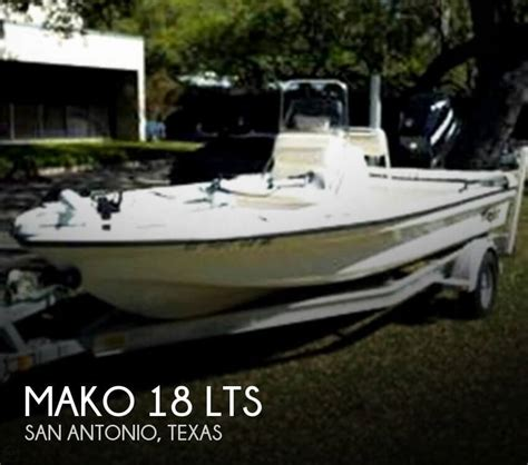 18 foot mako boats for sale 2012 mako 18 power boat for sale in san antonio tx