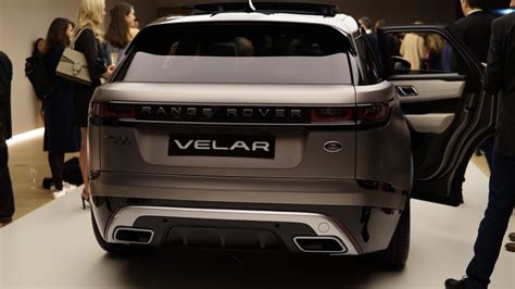 range rover velar price interior and release date and