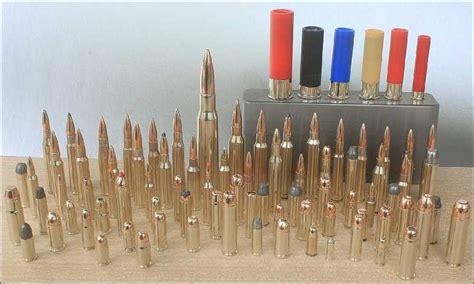 Bor Cartridge bullet display