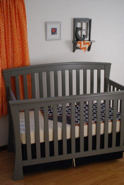custom nursery bedding 119 best images about orange in the nursery on pinterest