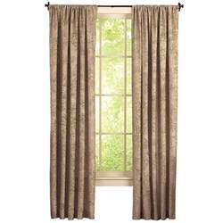 Taffeta Drapery Panels crushed taffeta textured curtain panel ebay