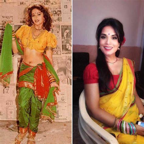 richa chadda upcoming movies richa chadda to pull off a vintage madhuri dixit in farhan