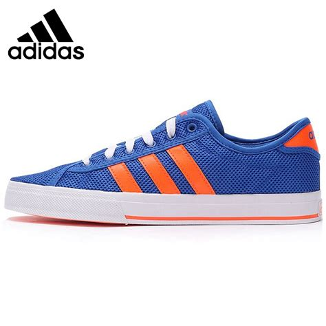 original new arrival 2016 adidas neo label s low top skateboarding shoes sneakers free