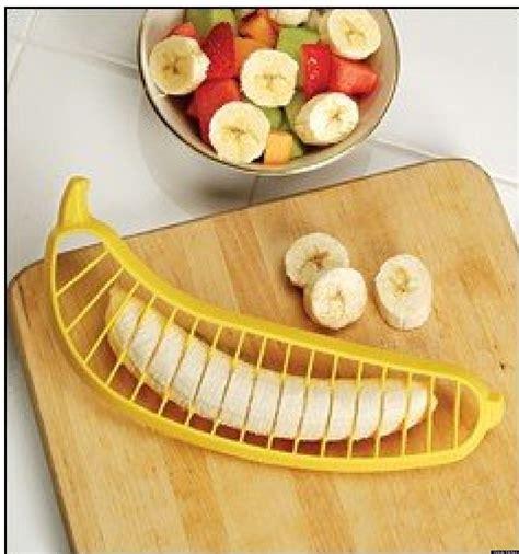 Pemotong Pisang Plastik Banana Slicer Diskon inovasi baru alat memasak grid id