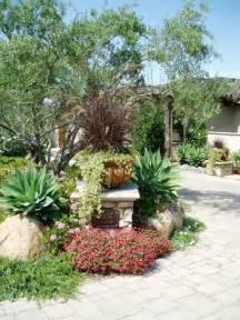 Mediterranean Backyard Landscaping Ideas Mediterranean Garden Idea Backyard Ideas