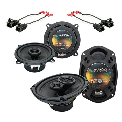 Home Theater Roadmaster chevy monte carlo 1995 1999 oem speaker upgrade harmony r5 r69 package new ha spk package388