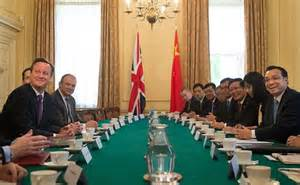 china uk film and tv conference the queen rolls out red carpet for china s pm as deal to