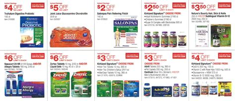 printable grocery coupons march 2016 march 2016 costco coupon book page 14 costco insider
