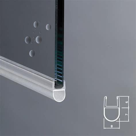 profilo box doccia profilo per box doccia per vetri di spessore da 6 mm ec