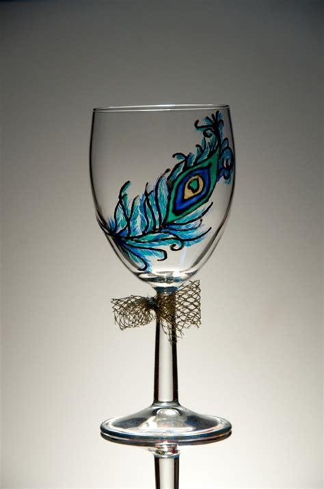 Decorative Wine Glasses by Decorative Wine Glasses 7 Things To Start Collecting