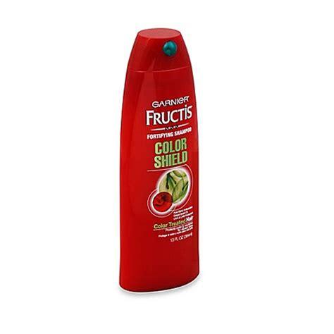 garnier fructis color shield buy garnier 174 fructis 13 oz color shield fortifying
