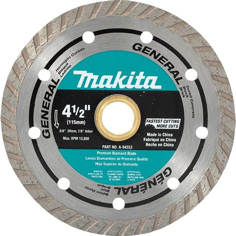 Wheel Makita 4 Inch Cutting Wheel Makita D 40706 makita 4 1 2 in turbo general purpose blade a