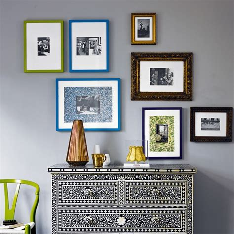 living room picture frames easy living room updates in a weekend housetohome co uk