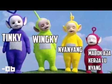 Teletubbies Meme - tren fenomena foto meme lucu teletubbies tinky winky dipsy