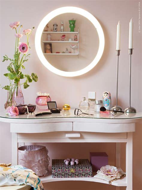 Makeup Vanity Decor Sminkat Och Klart Decor Pinterest Kl 228 Der Och Inspiration