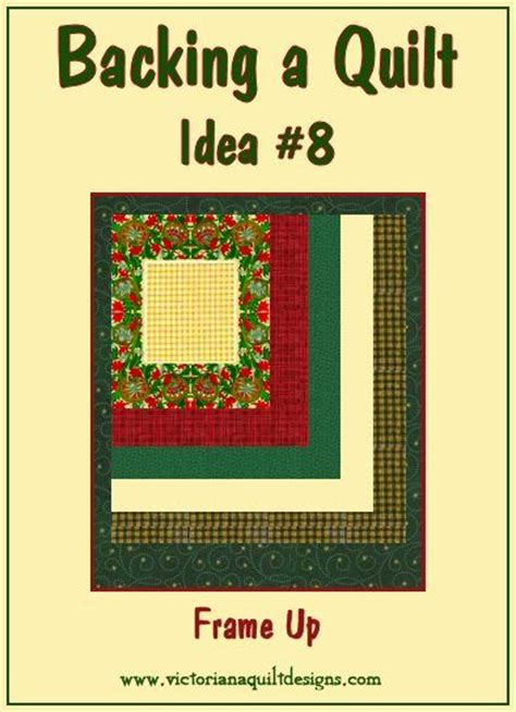 Quilt Backing Ideas by Backing A Quilt Idea 7 Balance Quilts