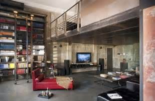 Garage Office Designs 15 gorgeous loft design ideas in industrial style