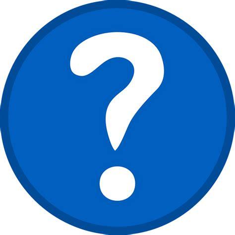 vraagteken vraag icon gratis vectorafbeelding op pixabay