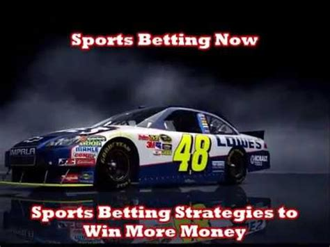 How To Win Money Betting On Sports - sports betting system strategy to win more money youtube