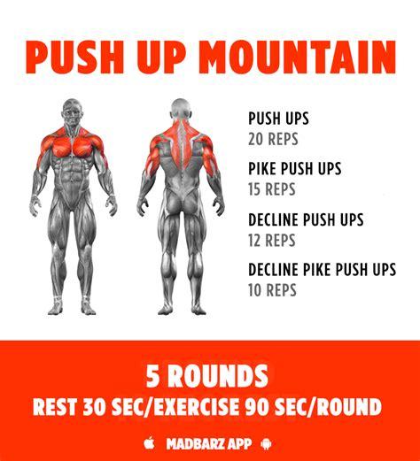 push ups challenge push up challenge chest shoulders workout
