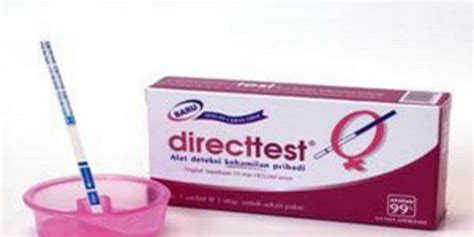 Kalender Kehamilan Plus Tes Kehamilan brand directtest tes kehamilan vemale
