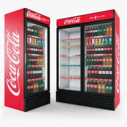 small beverage refrigerator with glass door coca cola display fridge images