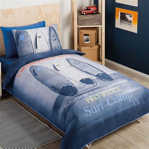 surf bedding vintage surf quilt cover set target australia