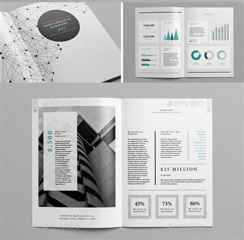 report template indesign 20 best indesign annual report templates brochure
