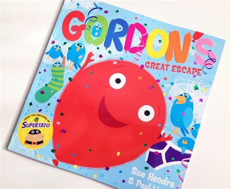gordon s great escape book by sue hendra book review gordon s great escape by sue hendra a mum reviews
