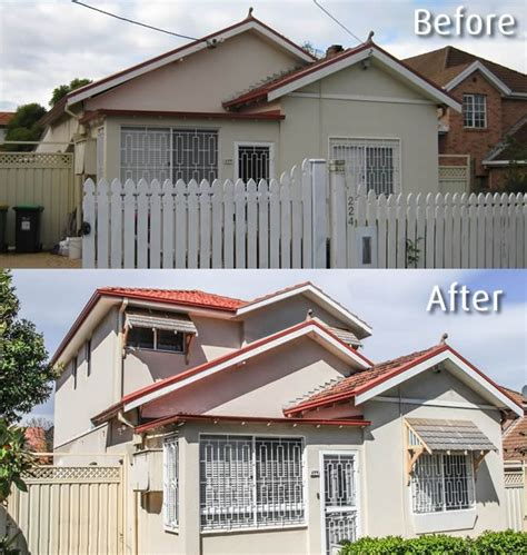 before and after house renovation house renovations before and after