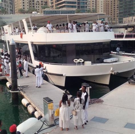 fatoyinbos yacht birthday party  dubai  religion nigeria