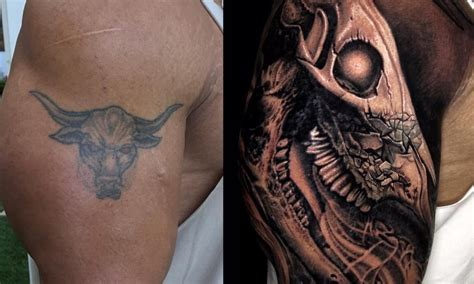 Dwayne Johnson Tattoo Cover | the rock explains details behind incredible new evolution