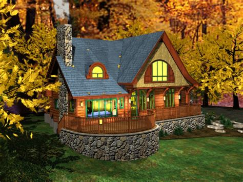 Cottage Forest by Maple Forest Cottage