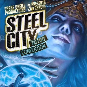 pittsburgh tattoo convention steel city convention pittsburgh pa friday