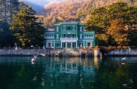 Amel Pita villa dell orto a laglio lake como ville