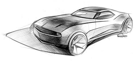 Sketches Of Cars by Cars Sketchploration