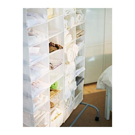t shirt organizer closet ikea skubb 9 compartment hanging closet organizer black