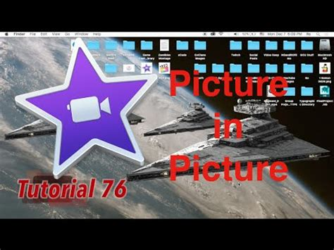 tutorial imovie 10 1 6 picture in picture in imovie 10 1 tutorial 76 youtube