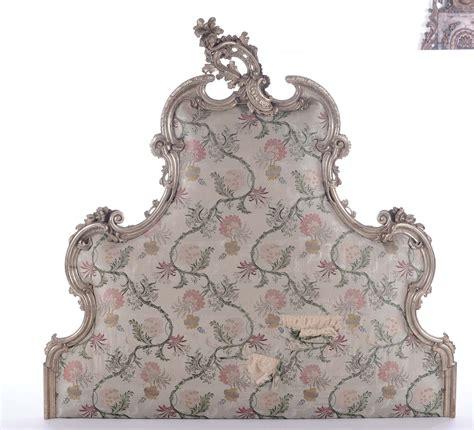 letto luigi xv testata di letto in stile luigi xv in legno intagliato e