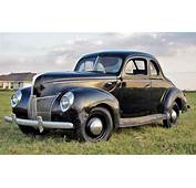 Bootleggers Dream 1940 Ford Coupe