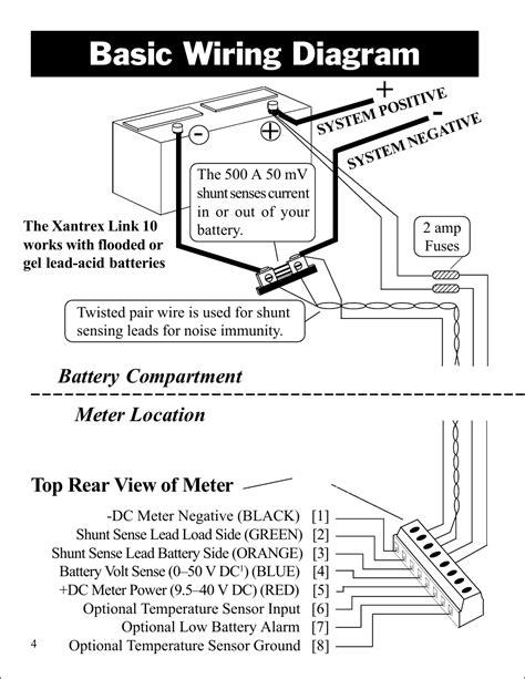 Xantrex Wiring Diagram - Wiring Diagram Schemas