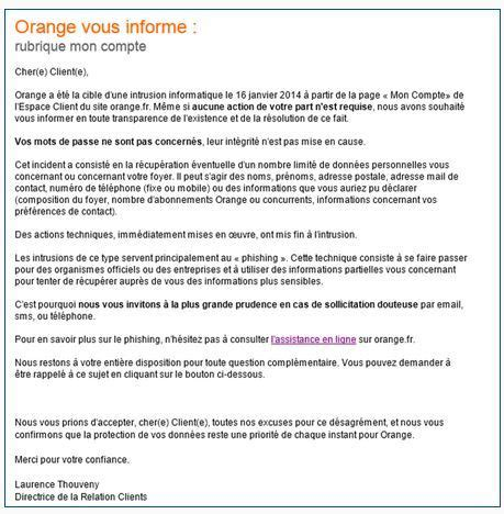 orange mobile account orange hacked 800 000 customer records been