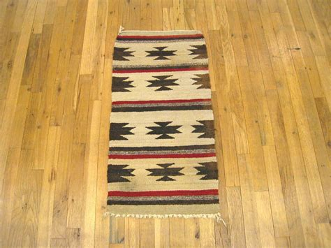 Zapotec Rugs by Vintage Mexican Zapotec Rug With And Stripes Design
