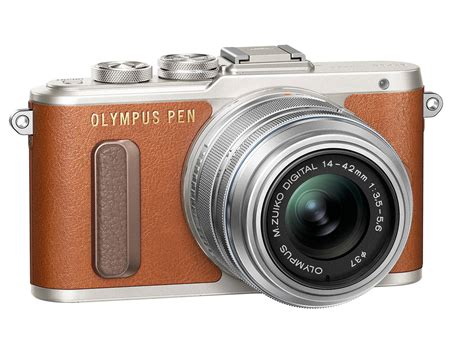 Olympus Pen E Pl8 14 42mm 45mm Brown olympus pen e pl8 impressions review digital