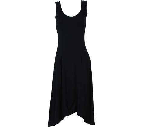 Black Sling Sml Dress 42610 x sml black sleeveless midi dress