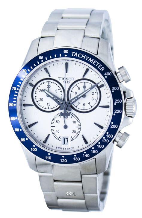 Tissot V8 T1064171105100 Swiss Made Original tissot t sport v8 quartz chronograph t106 417 11 031 00 t1064171103100 s citywatches