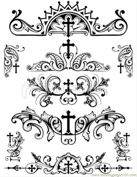 coloring pages of christian symbols christian fish symbol coloring pages