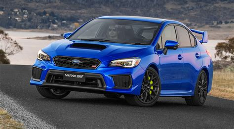 subaru si 2018 subaru wrx wrx sti pricing and specs tweaked looks